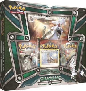 Poke Box Silvally GX POKEMON Yes Vi Leker!