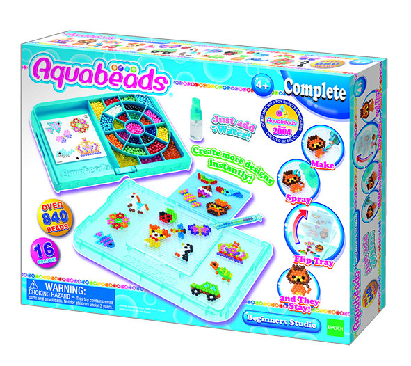 Aquabeads Beginners Studio NEW AQUABEADS Yes Vi Leker!